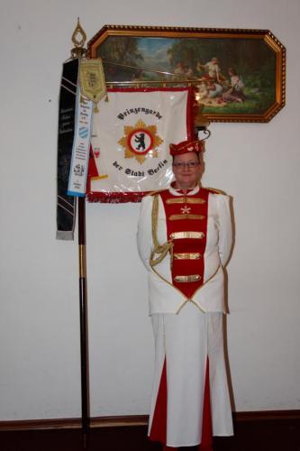 Kommandeur des Begleitcorps