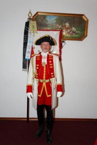 Ehrenpräsident & Ehrenkommandeur / General-Feldmarschall